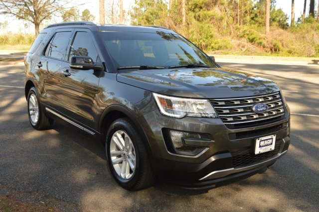 certified pre owned 2016 ford explorer xlt
